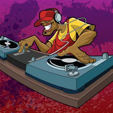 DJ passo a passo